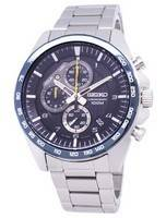 Seiko Motosportz Chronograph Quartz SSB321 SSB321P1 SSB321P Men's Watch