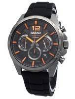 Seiko Chronograph SSB351P SSB351P1 SSB351 Tachymeter Analog Quartz Men's Watch