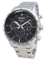 Seiko Chronograph SSB355P SSB355P1 SSB355 Tachymeter Quartz Men's Watch