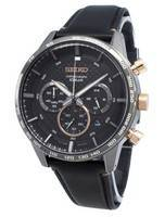 Seiko Chronograph SSB361P SSB361P1 SSB361 Tachymeter Quartz Men's Watch