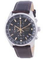 Seiko Chronograph Quartz SSB385 SSB385P1 SSB385P 100M Men's Watch