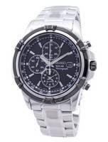 Relógio Seiko Solar Cronógrafo SSC147 SSC147P1 SSC147P Homens