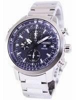 Seiko Prospex Sky Solar Chronograph Pilots SSC347 SSC347P1 SSC347P Men's Watch