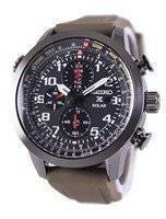Seiko Prospex Sky Solar Chronograph Pilots SSC353 SSC353P1 SSC353P Men's Watch