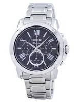 Relógio Seiko cronógrafo Premier SSC597 Solar SSC597P1 SSC597P masculino