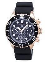 Seiko Prospex Diver's Solar Chronograph SSC618 SSC618P1 SSC618P Men's Watch
