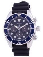 Relógio masculino Seiko Prospex Solar Sumo SSC759 SSC759J1 SSC759J cronógrafo 200M
