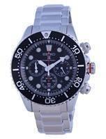 Relógio masculino Seiko Prospex Chronograph Solar Diver SSC779 SSC779P1 SSC779P 200M