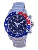Relógio masculino Seiko Prospex Chronograph Solar Diver SSC783 SSC783P1 SSC783P 200M