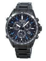Seiko Astron GPS Solar Chronograph Atomic SSE013 SSE013J1 SSE013J Men's Watch