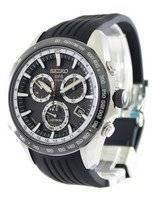 Seiko Astron GPS Solar Chronograph Atomic SSE015 SSE015J1 SSE015J Men's Watch