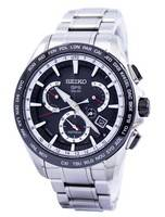 Seiko Astron GPS Solar Dual Time Japan Made SSE051 SSE051J1 SSE051J Men's Watch