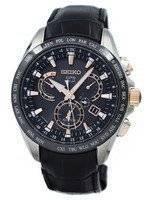 Seiko Astron GPS Solar Dual Time SSE061 SSE061J1 SSE061J Men's Watch