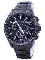 Seiko Astron GPS Solar Dual Time Japan Made SSE079 SSE079J1 SSE079J Men's Watch