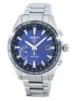 Seiko Astron Titanium GPS Solar World Time Japan Made SSE109 SSE109J1 SSE109J Men's Watch