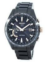 Seiko Astron Titanium GPS Solar World Time Japan Made SSE113 SSE113J1 SSE113J Men's Watch