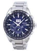 Seiko Astron Solar GPS Dual Time SSE147 SSE147J1 SSE147J Men's Watch