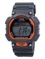 Casio Tough Solar Illuminator Lap Memory Alarm Digital STL-S100H-4AV STLS100H-4AV Men's Watch