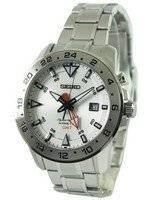 Seiko Sportura Kinetic GMT SUN025 SUN025P1 SUN025P Men's Watch