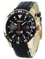 Seiko Sportura Kinetic GMT SUN028 SUN028P1 SUN028P Men's Watch