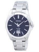 Seiko Quartz Sapphire Stainless Steel SUR009 SUR009P1 SUR009P Men's Watch