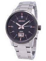 Seiko Quartz SUR285 SUR285P1 SUR285P Analog Men's Watch