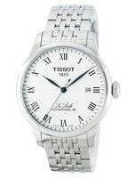 Tissot Le Locle Powermatic 80 Automatic T006.407.11.033.00 T0064071103300 Men's Watch