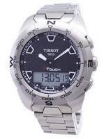 Tissot T-Touch Expert Titanium T013.420.44.201.00 T0134204420100 Compass Watch