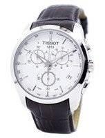 Cronógrafo de Quartzo Tissot Couturier T035.617.16.031.00 T0356171603100 Relógio Masculino