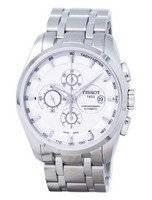 Cronógrafo Tissot T-Clássico Couturier Automático T035.627.11.031.00 T0356271103100 Relógio Masculino