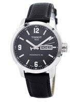 Tissot T-Sport PRC 200 Automatic Black Dial T055.430.16.057.00 T0554301605700 Men's Watch