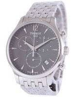 Tissot T-Classic Tradition Chronograph T063.617.11.067.00 T0636171106700 Men's Watch