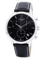 Cronógrafo Tissot Tradition T063.617.16.057.00 T0636171605700 Relógio Masculino