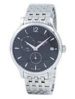 Tissot T-Classic Tradition GMT Quartz T063.639.11.067.00 T0636391106700 Men's Watch