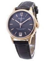 Tissot T-Classic Powermatic 80 T099.207.36.447.00 T0992073644700 Relógio Automático para Mulher