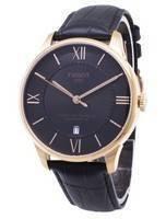 Tissot T-Classic Powermatic 80 T099.407.36.448.00 T0994073644800 Relógio Automático para Homem