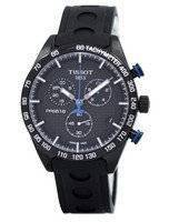 Relógio Tissot PRS 516 quartzo cronógrafo T100.417.37.201.00 T1004173720100 masculino