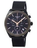 Cronógrafo Tissot T-Classic PR 100 T101.417.23.061.00 T1014172306100 Relógio Masculino