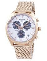 Tissot T-Classic PR 100 Chronograph Quartz T101.417.33.031.01 T1014173303101 Men's Watch