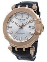 Tissot T-Race Swissmatic T115.407.37.031.00 T1154073703100 19 joias relógio automático para homem