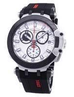 Tissot T-Sport T-Race T115.417.27.011.00 T1154172701100 Cronógrafo Quartz Relógio Masculino