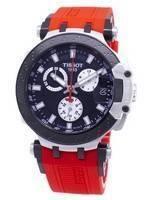 Tissot T-Sport T-Race T115.417.27.051.00 T1154172705100 Cronógrafo Quartz Relógio Masculino