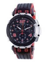 Relógio Tissot T-Race Chronograph Quartz T115.417.27.057.04 T1154172705704 100M Masculino