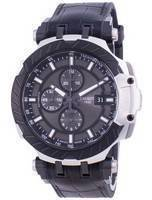 Tissot T-Race Chronograph Automatic T115.427.27.061.00 T1154272706100 100M Men's Watch