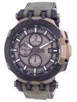 Tissot T-Race Chronograph Automatic T115.427.37.091.00 T1154273709100 100M Men's Watch