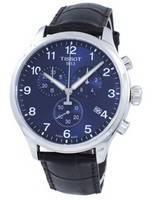 Tissot T-Sport Chrono XL Quartzo Clássico T116.617.16.047.00 T1166171604700 Relógio Masculino