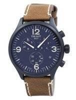 Tissot T-Sport Chronograph XL Quartzo T116.617.36.057.00 T1166173605700 Relógio Masculino