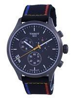 Tissot Special Collections Chrono XL Brooklyn Nets Quartz T116.617.37.051.02 T1166173705102 Relógio masculino 100M