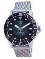 Tissot Seastar 1000 Powermatic 80 Diver's Automatic T120.407.11.091.00 T1204071109100 300M Men's Watch