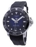 Tissot T-Sport Seastar 1000 T120.407.17.041.00 T1204071704100 Powermatic 80 Automatic 300M Men's Watch